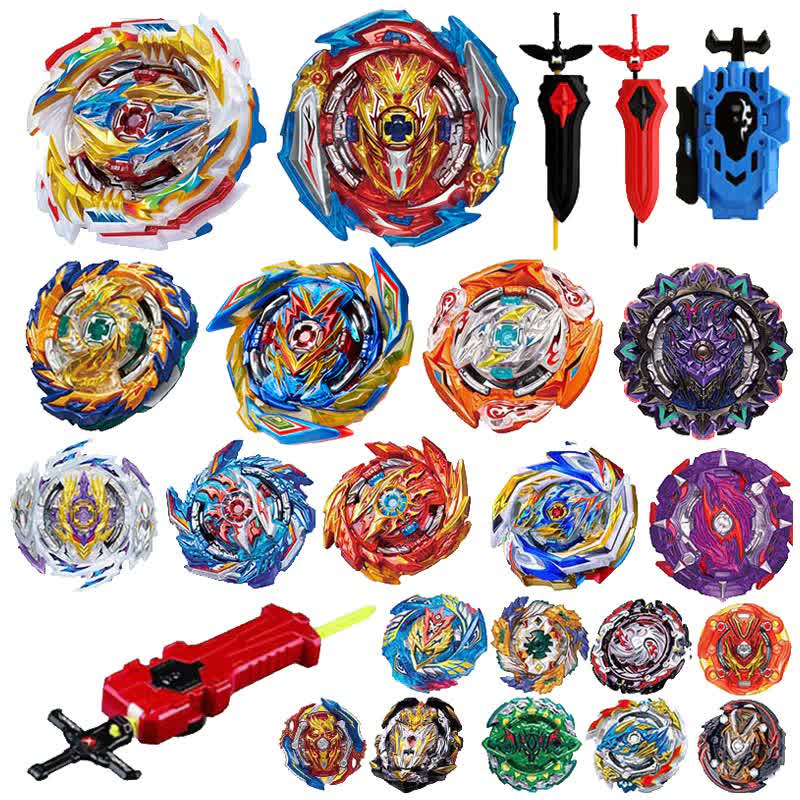 Top Launchers Beyblade GT Burst B-171 B-170 Arena Toys Sale Bey Blade Blade and Bayblade Bable Drain Fafnir metal Blayblade