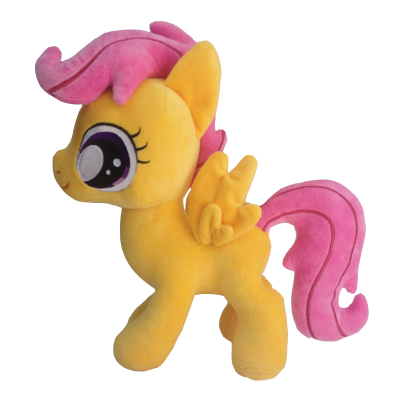 3pcs Set Unicorn Scootaloo Apple Bloom Sweetie Belle Plush Horse Action Toy Figures 10 25 Cm Apple bloom however, reminds scootaloo that there is at least one pony that sees her for what she unfortunately for scootaloo, she finds that apple bloom has taken the loss of her friend and mentor. toykidmama