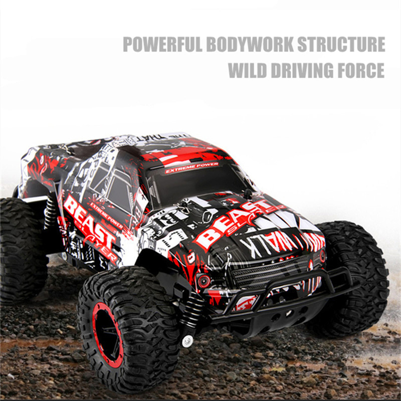 Remote Control Vehicles 4WD RC Cars Bigfoot Monsters