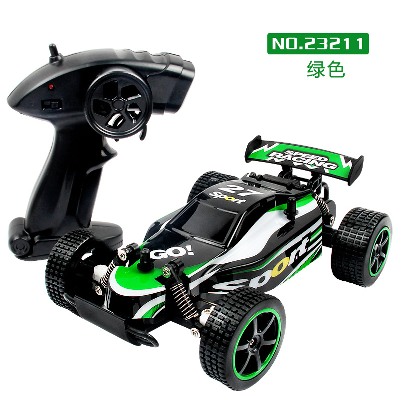 Newest Boys Rc Car Electric Toys Remote Control 2 4g Shaft Drive Truck High Sd