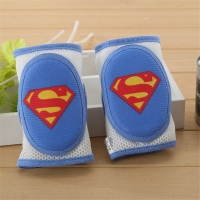 Men and women wear children's knee pads baby shatter-resistant breathable baby crawling elbow adjustable knee pads