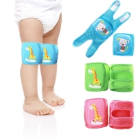 Baby Kneepad Kids Toddler Knee Pads For Walking Protection Leg Warmers