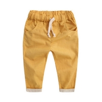 Baby boys Casual Loose Trousers Summer Bottoms Harem Long Pants Habit Toddlers A8