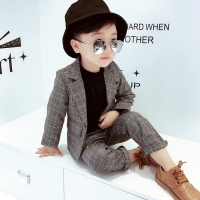 high quality boys suits for weddings kids Blazer Suit for boy costume enfant garcon mariage jogging garcon suit for boys