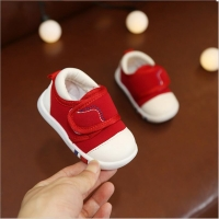 Alisenna Spring Autumn Newborn Baby Toddler Shoes Breathable Solid Moccasin Shoes Baby Boy Soft Crib Canvas Casual Shoes
