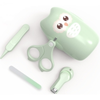 Baby Nail Trimmer Safe Baby Nail Scissors For Newborn Kids Children Nair Care Clipper Cutter Baby Healthcare Kits For Travel Kit