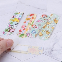 1 Box Cartoon Bandage Waterproof Wound Adhesive Bandages Cute Dustproof Breathable First Aid Medical Treatment For Children Kids