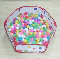 Play Pool Baby Playpen Easy And Cheap Ocean Ball Pool Game Toddler Ball Pit In A Pack And Play 1m 1.2m 1.5m 3 Sizes