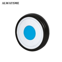 1PCS Baby Kids Stroller Replacement Parts Stroller Wheels Universal Front Rear Wheel Diameter 120mm Width 28mm Hole 6mm