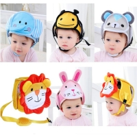 Baby Infant Head Protection Soft Hat Helmet Anti-collision Security Safety Helmet Sport baby play protective cotton caps
