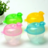 1Pc Portable Milk Powder Baby Food Container  Baby Kid Toddler Storage Feeding Box