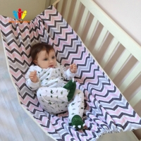 Baby Safety Hammock Sleeping Bed Newborn Toddler Portable Folding Crib Infant Travel Playpen hanging swing Cradle Crib