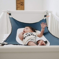 Increase breathable mesh foldable washable sleep comfort Safe and convenient breathable summer baby hammock