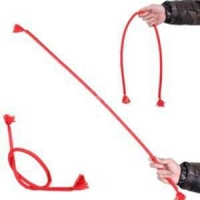 Stiff Rope Close Up Street Kids Party Show Stage Bend Tricky Magic Trick Toy Comedy Drop Shipping
