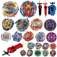 Top Launchers Beyblade GT Burst B-163 B-162 Arena Toys Sale Bey Blade Blade and Bayblade Bable Drain Fafnir metal Blayblade