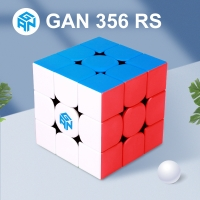 GAN356 R S 3x3x3 magic speed gan cube stickerless professional gan 356R puzzle educational cubes toys for children gan 356 R RS
