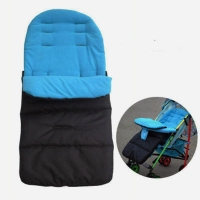 Winter Thick Warm Baby Stroller Sleeping Bag Newborn Foot Cover for Pram Wheelchair Baby Stroller Accessories Baby Sleeping Bag