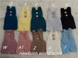 baby pants,newborn photography props pants ,mohair rompers.