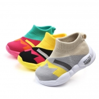 2019 MUQGEW New Fashion Toddler Infant Kids Baby Girls Boys Mesh Soft Sole Sport Shoes Sneakers Anti-slip baby shoes Dropship