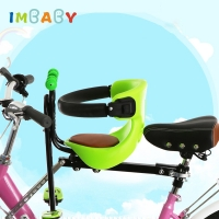 IMBABY Bicycle Child Saddle Bicycle Baby Seat For Electric Car/Mountain Bike Children's Bicycle Chairs Bike Child Seat Front