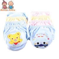 30pcs/lot  factory price Diapers baby diaper children's underwear reusable nappies training pants panties for toilet training