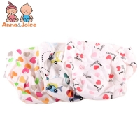 30pcs/Lot Winter Design Baby Diaper Reusable Nappies Training Pant Children Changing Free Size Washable