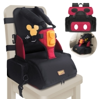 3 in 1 Multi-function waterproof for storage with shoulder pad kids feeding seat chair baby 5 point harness dining highchairs
