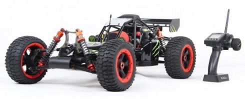 1/5 Scale Baja 5S 36cc Gas 4WD Ready To Run Buggy