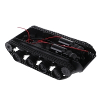 Damping Balance Tank Robot Chassis Platform Remote Control DIY For Arduino