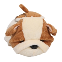 2Colors - NEW DOG Plush Stuffed TOY Animal DOLL , 11CM Soft Keychain Gift