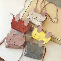 2019 Newest Style Plush Kid Children Cute Fashion Girls Mini Small Wallet Coin Messenger Adorable Shoulder Bag