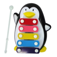 Baby Toys Kids Toys Penguin 5-Note Xylophone Musical Toys Educational Toys Gift
