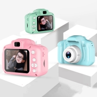 Kids Camera HD Children's Digital Camera Educational Toy 10 Languages Supported Children Birthday Gift Toys