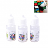 Magic Cube Lube Smooth lubricating oil Gan Dayan speed cube lube 10ml M-lube cube oil silicone lubricants 1pc
