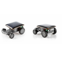 Solar Toys For Kids Smallest Power Mini Toy Car Racer Educational Solar Powered Toy ABS No batteries for kids Gift DR10