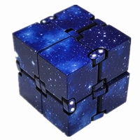 Infinity Cube Mini Anti-pressure Toy  EDC Anxiety Stress Relief Magic Cube Blocks Children Funny Toys Best Gift