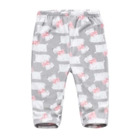 1 piece/all spring autumn baby pants 100% cotton boy clothing unisex casual bottom PP pants newborn baby clothing
