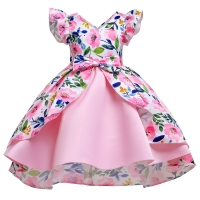 Christmas Kids Dresses For Girls Elegant Princess Dress For Girl Wedding Evening Party Gown Children Clothing Halloween Costume