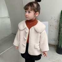 Autumn Warm Children Clothes Cute Casual Soft Car printed Knitting Outerwear  jacket for girls Boy