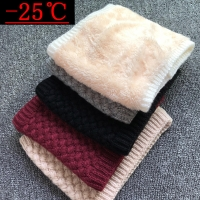 2020 Winter Scarf For Women Brand Children Boys Scarf Thickened Wool Collar Scarves Girls child  Cotton Unisex Neck Scarf