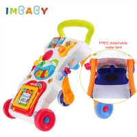 IMBABY Stroller With Water Tank Multi-Function Baby Walker 0-1 Years Old Baby Educational Toys Children Learning Walker