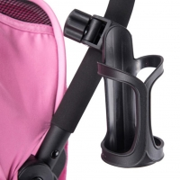 Baby Stroller Universal Cup Holder Pram Nursing Bottle Umbrella Rack Rotatable Suitable for kinds of children tricycles bikes