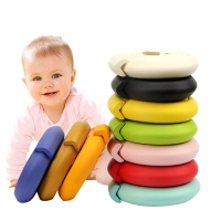 2M Soft Baby Safety Desk Table Edge Guard Strip Security L-Shaped Kids Protection Bumper Edge Angle Home Anti-collision Strip