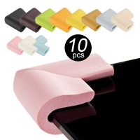 10PCS Baby Safety Edge Guards U Shape Glass Table Corner Protector Essential Children Protection Thick Design Corners Soft Cute