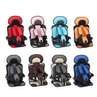 Portable Infant Stroller Seat Baby Feeding Chair Soft Pad Adjustable Comfortable Chair Children Thickening  Kids Puff Seat