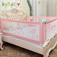 Baby Bed Bumper Fence Safety Gate Child Barrier For Bed Crib Rail Security Bumper Fencing Children Guardrail Safe Kid Playpen