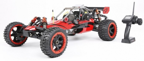1/5 Rovan 305A Gas Petrol Buggy Ready To Run RTR 30.5cc HPI Baja 5B SS King Motor Compatible with PERFORMANCE PIPE
