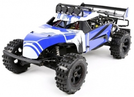 1/5 Scale Rovan baja 320FT 32cc Engine Truck Retro Buggy RTR