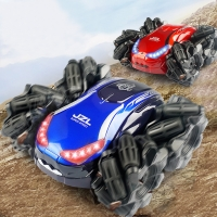 Remote Control Car RC Car 4WD Rock Crawler Remote Control Toys  Radio Control Car RC Stunt Drift Car 2555