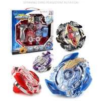 Original Box Beyblades Burst For Sale Metal Fusion 4D BB807D With Launcher and arena Top Set Kids Game Toys